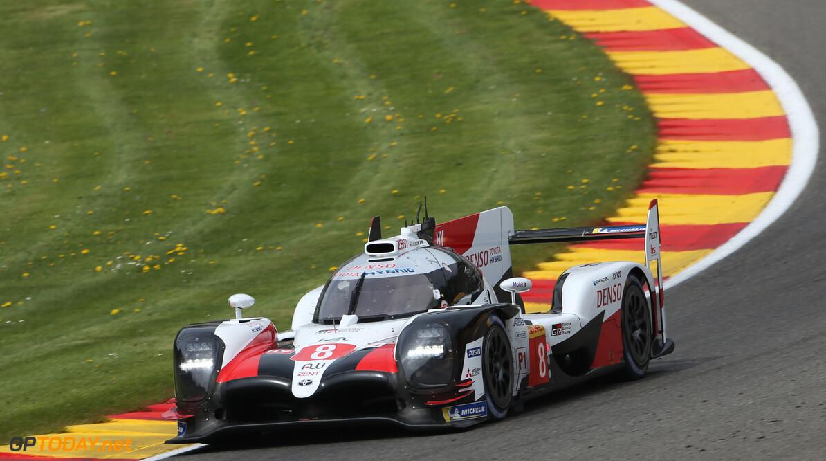 Alonso, Buemi en Nakajima zetten stap naar titel met winst op Spa