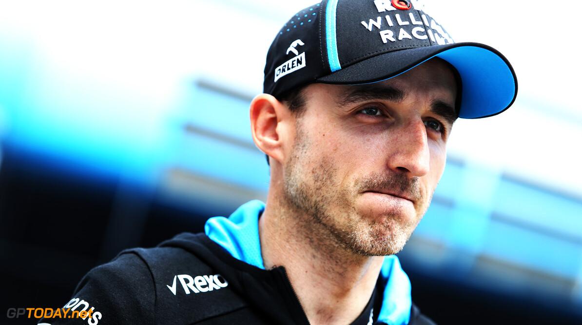 'Kubica maakt nog tijdens seizoen 2019 plaats voor Latifi bij Williams'