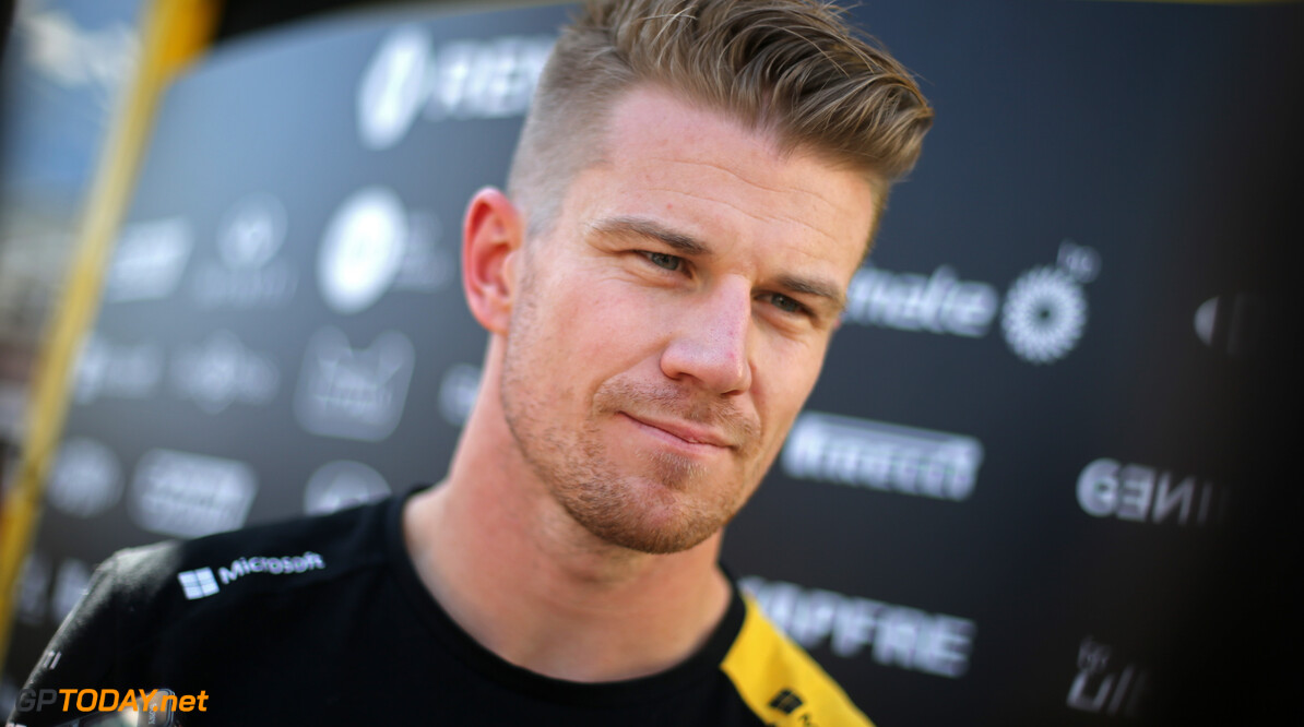 Formula One World Championship Nico Hulkenberg (GER), Renault Sport F1 Team  09.05.2019. Formula 1 World Championship, Rd 5, Spanish Grand Prix, Barcelona, Spain, Preparation Day. - www.xpbimages.com, EMail: requests@xpbimages.com - copy of publication required for printed pictures. Every used picture is fee-liable. (C) Copyright: Charniaux / XPB Images Motor Racing - Formula One World Championship - Spanish Grand Prix - Preparation Day - Barcelona, Spain XPB Images Barcelona Spain  Formel1 Formel F1 Formula 1 Formula1 GP Grand Prix one Circuit de Catalunya Thursday May Portrait Spanish Spain Montmelo 09 05 5 2019