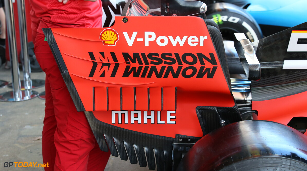 Mission Winnow returns to Ferrari at Japanese GP