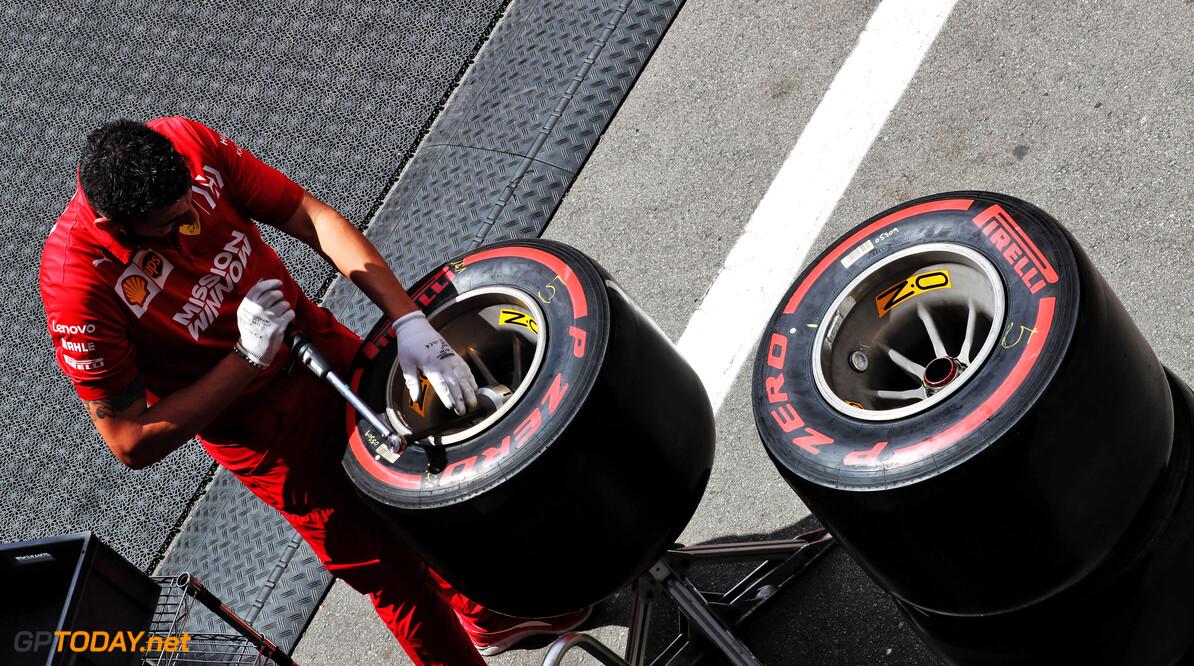 Pirelli overweegt groter werkend window voor banden in 2020