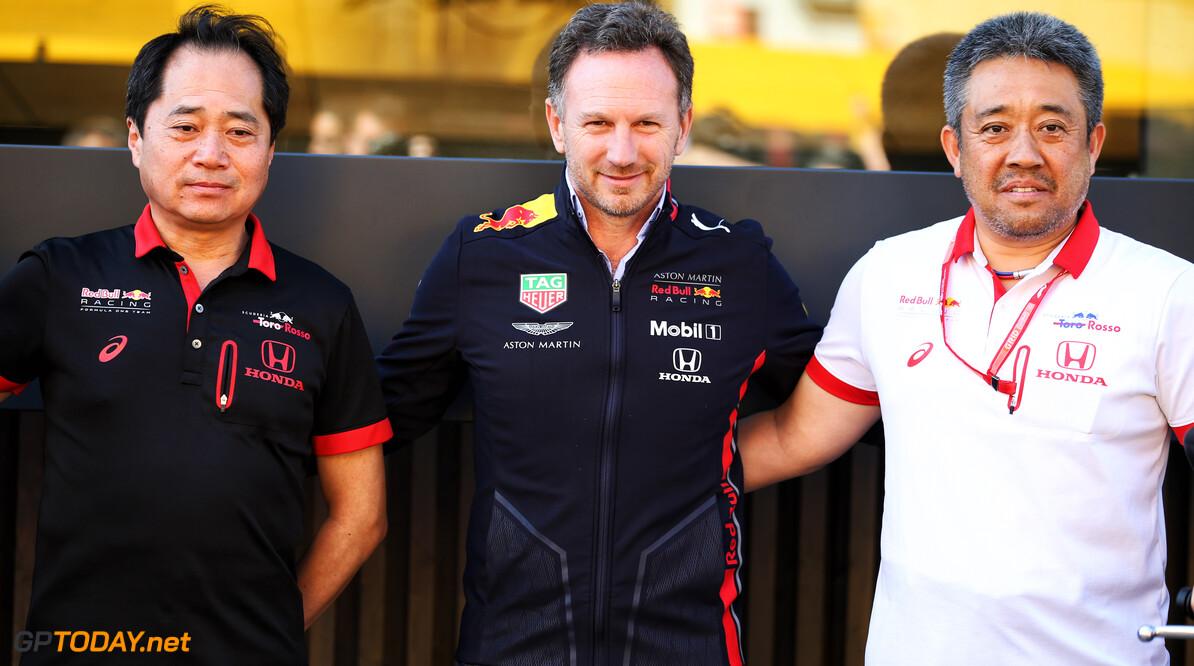 """CEO Honda: """"Ik wil in 2020 het kampioenschap winnen met Red Bull"""""""