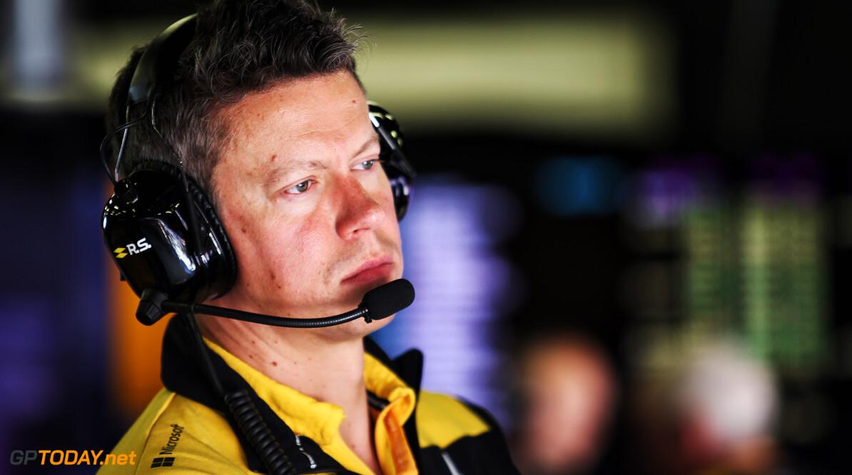 Marcin Budkowski (POL) Renault F1 Team Executive Director. 10.05.2019. Formula 1 World Championship, Rd 5, Spanish Grand Prix, Barcelona, Spain, Practice Day.