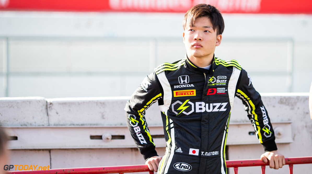 2019 Barcelona CIRCUIT DE BARCELONA-CATALUNYA, SPAIN - MAY 10: Teppei Natori (JPN, Carlin Buzz Racing) during the Barcelona at Circuit de Barcelona-Catalunya on May 10, 2019 in Circuit de Barcelona-Catalunya, Spain. (Photo by Joe Portlock / LAT Images / FIA F3 Championship) 2019 Barcelona Joe Portlock  Spain  Action F3 Formula 3 FIA F3