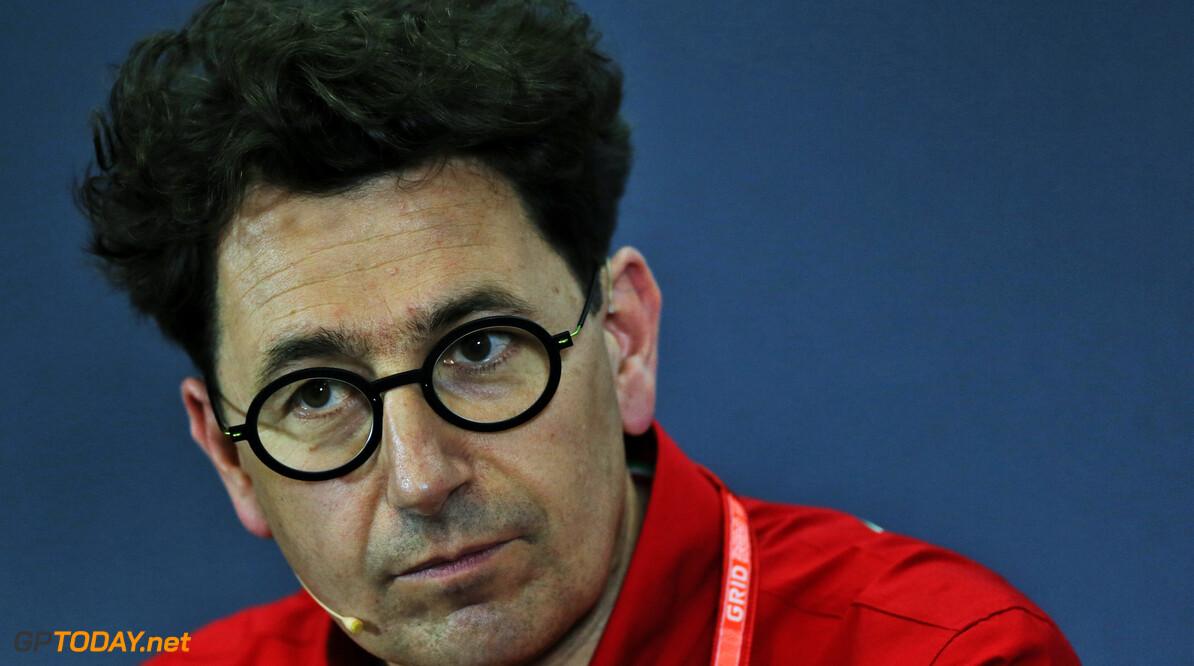 Binotto: Ferrari's start in 2019 'not a drama'