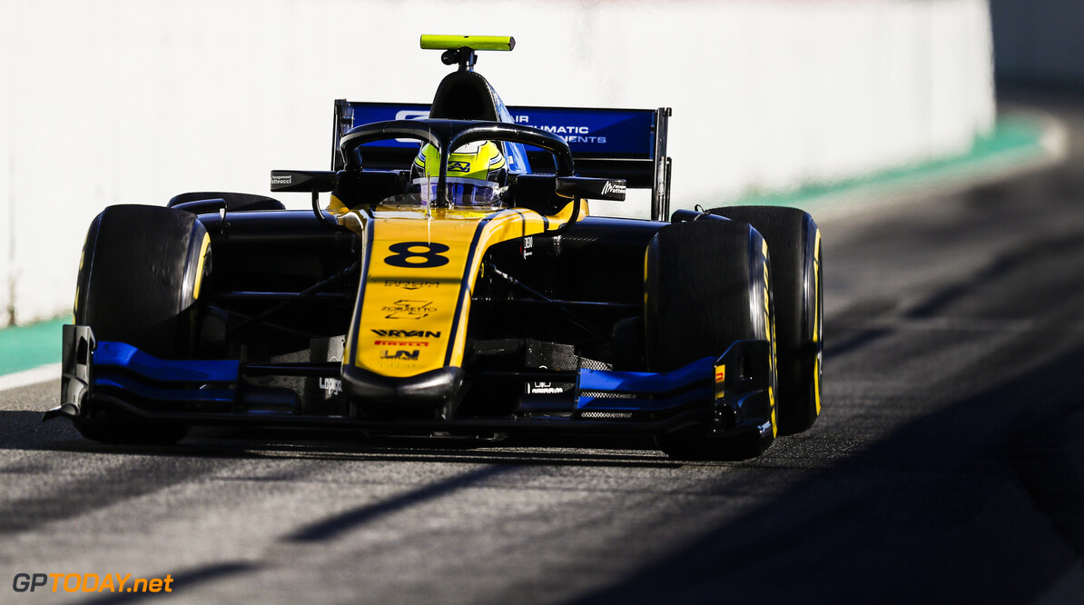 2019 Barcelona March testing CIRCUIT DE BARCELONA-CATALUNYA, SPAIN - MARCH 07: FIA Formula 2 Championship - Testing