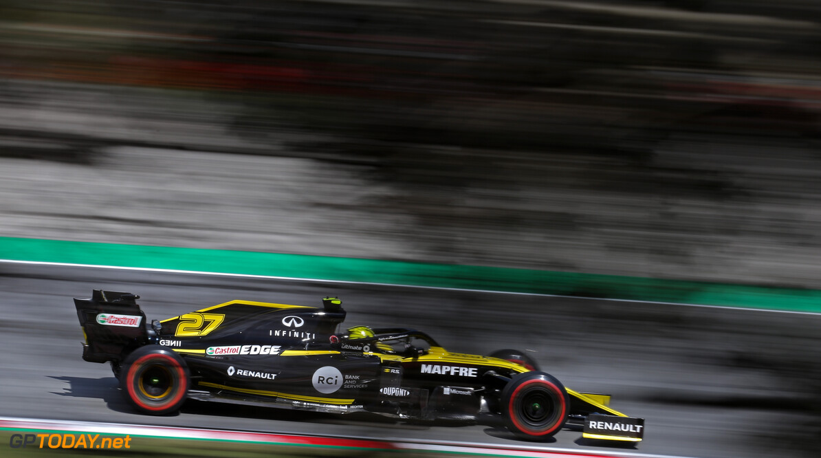 Formula One World Championship Nico Hulkenberg (GER), Renault Sport F1 Team  10.05.2019. Formula 1 World Championship, Rd 5, Spanish Grand Prix, Barcelona, Spain, Practice Day. - www.xpbimages.com, EMail: requests@xpbimages.com - copy of publication required for printed pictures. Every used picture is fee-liable. (C) Copyright: Charniaux / XPB Images Motor Racing - Formula One World Championship - Spanish Grand Prix - Practice Day - Barcelona, Spain XPB Images Barcelona Spain  Formel1 Formel F1 Formula 1 Formula1 GP Grand Prix one Circuit de Catalunya May Spanish Spain Montmelo Friday 10 05 5 2019 Action Track