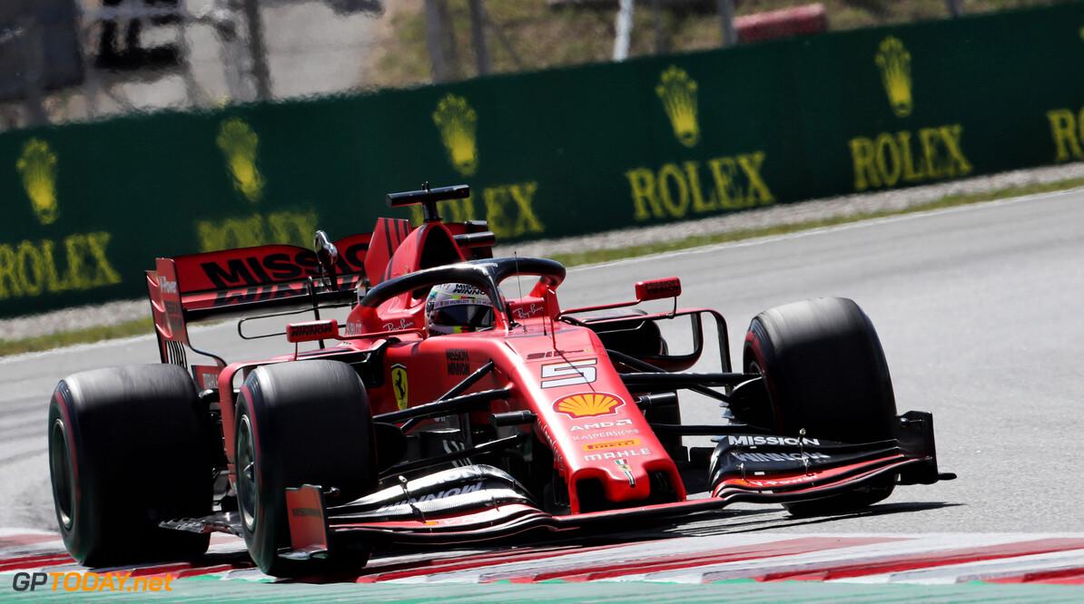 """Sebastian Vettel: """"Ik ben blij maar ook weer niet blij"""""""