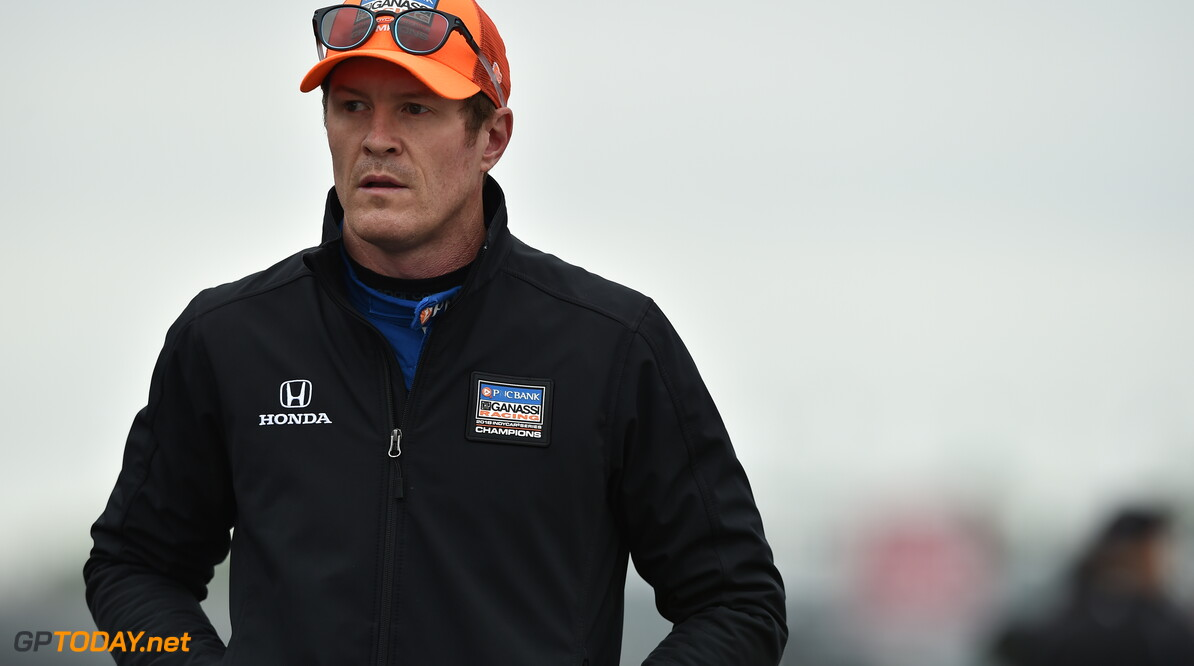 Dixon nominated to run first laps with new IndyCar aeroscreen