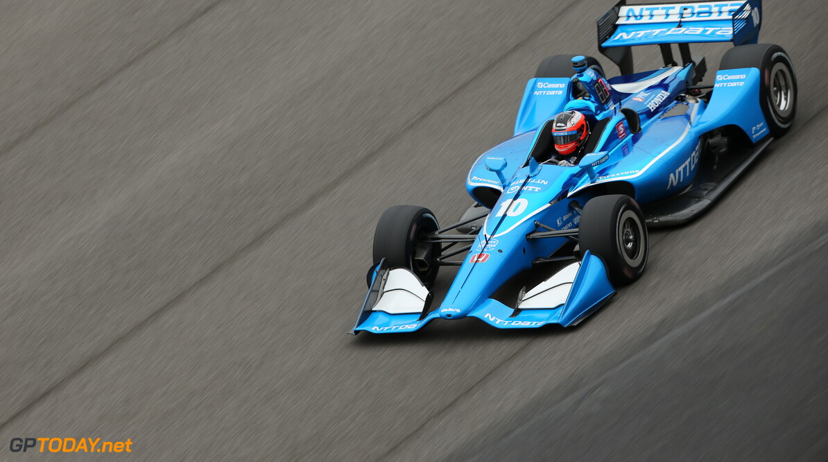 <strong>Qualifying:</strong> Rosenqvist beats Dixon to take maiden pole position
