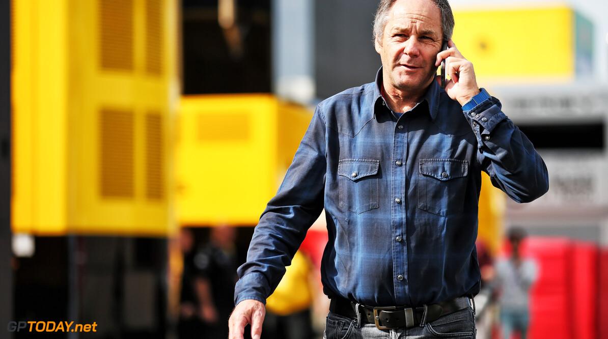 """Gerhard Berger: """"Denk niet dat Vettel volgend jaar F1 rijdt"""""""