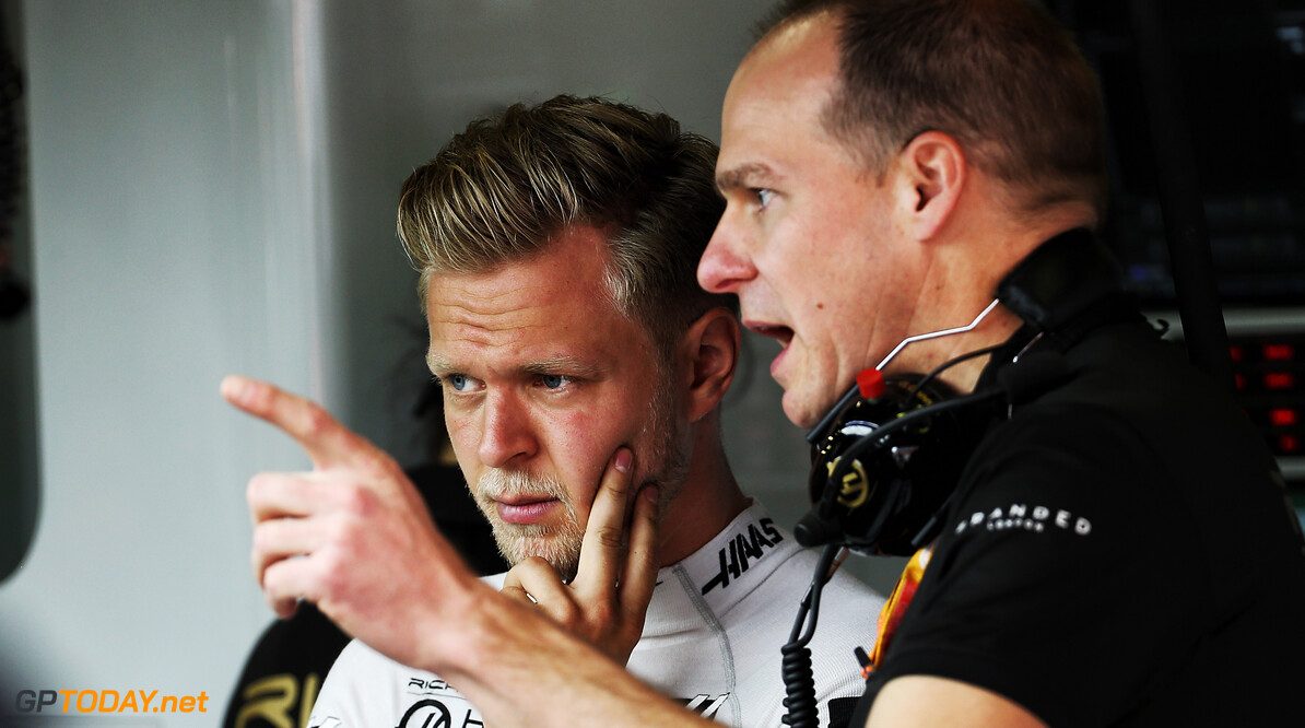 Magnussen optimistic for a strong race