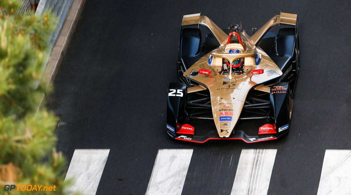 <strong>Qualifying:</strong> Vergne takes pole position at Monaco
