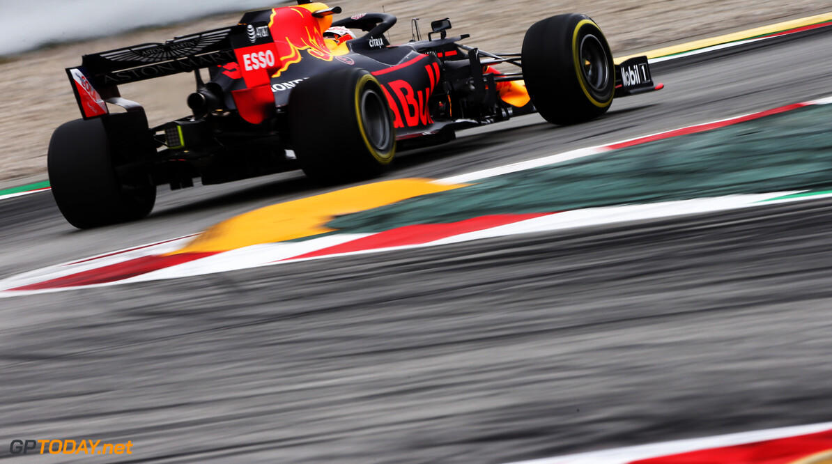Verstappen concedes Red Bull still lacking after upgrades