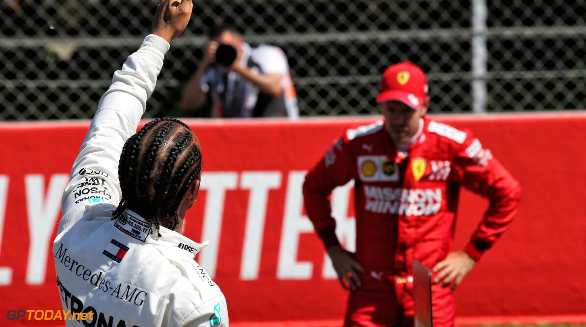 Mercedes discussed potential Ferrari move with Hamilton