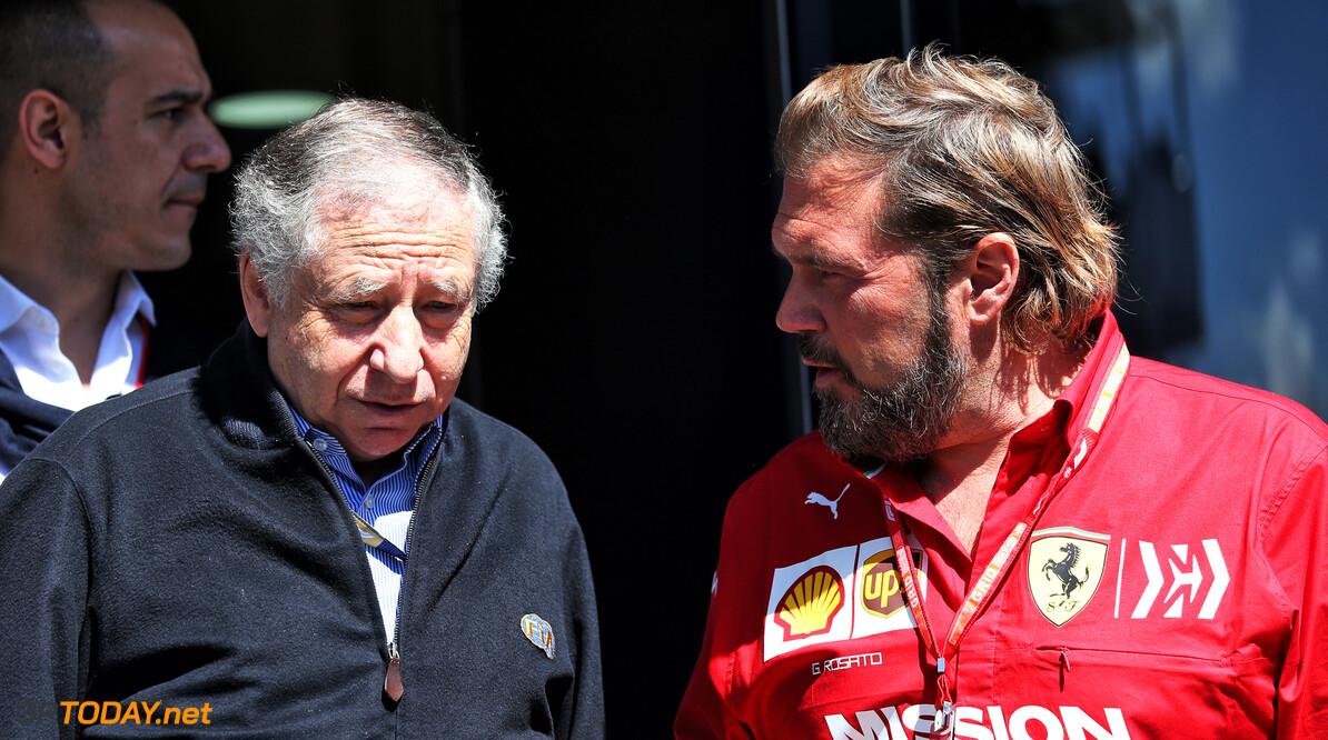 """Jean Todt: """"FIA mag van Ferrari geen details prijsgeven"""""""