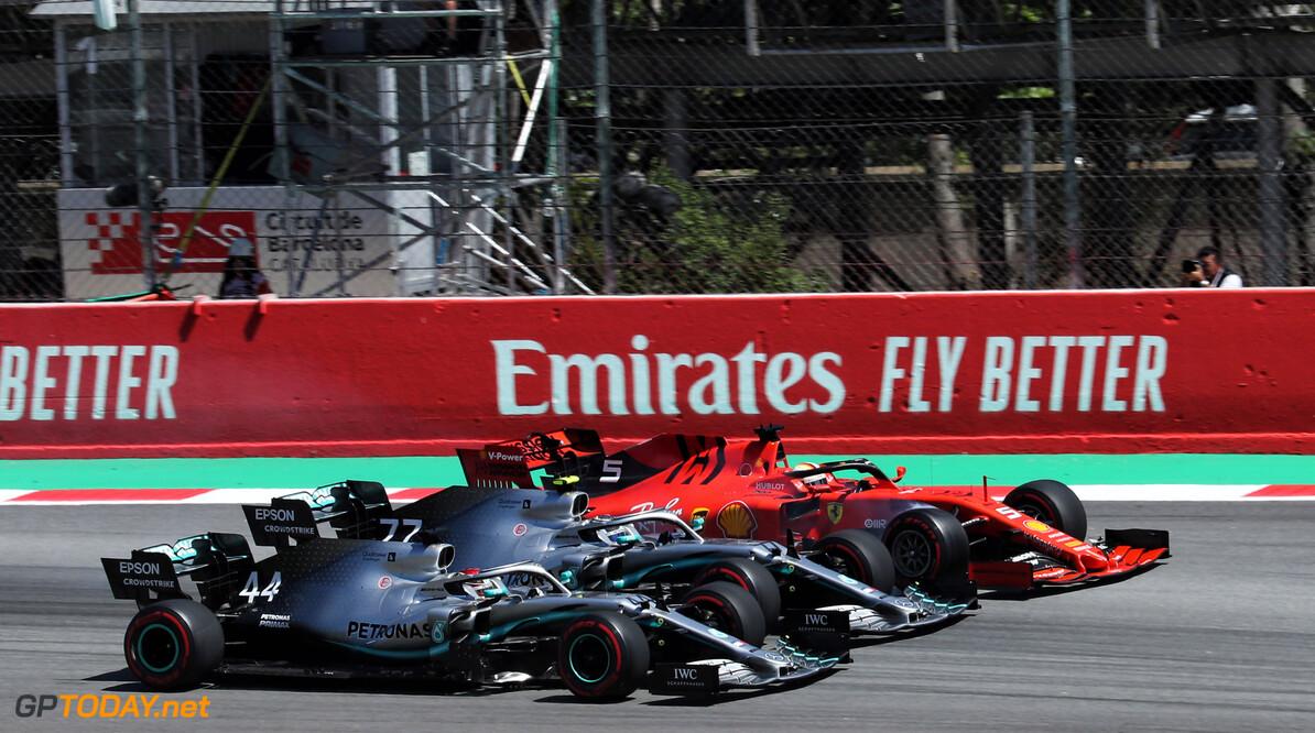 """Mercedes spreekt Bottas tegen: """"Geen probleem met koppeling gevonden"""""""