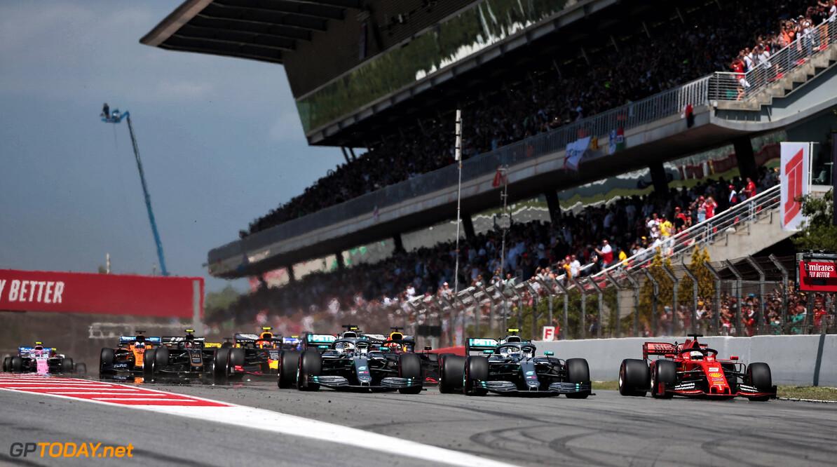 Grand Prix van Spanje kan doorgaan ondanks lockdown