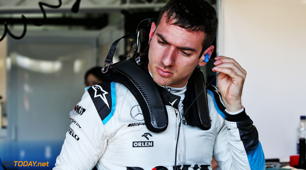 Latifi to step into Kubica's car for FP1 in Canada