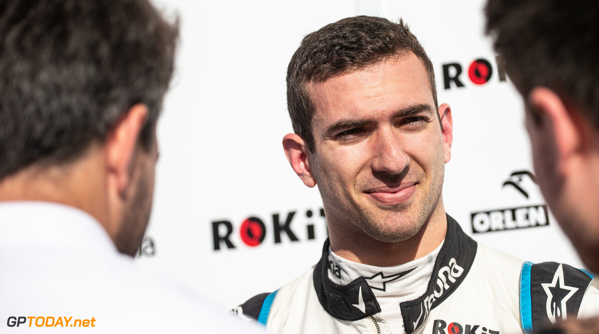 Latifi to drive FP1 for Williams at Canada