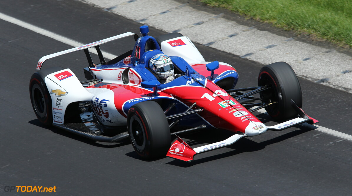 Kanaan fastest after 'Carb Day' at Indianapolis