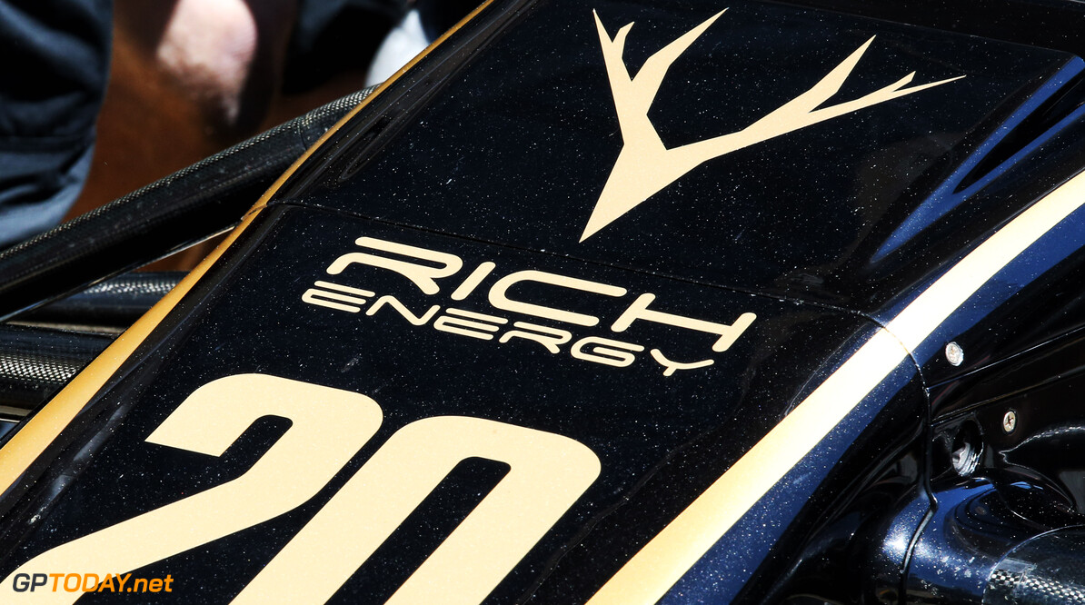 Rich Energy commits to Haas, condemns 'rogue actions of one individual'