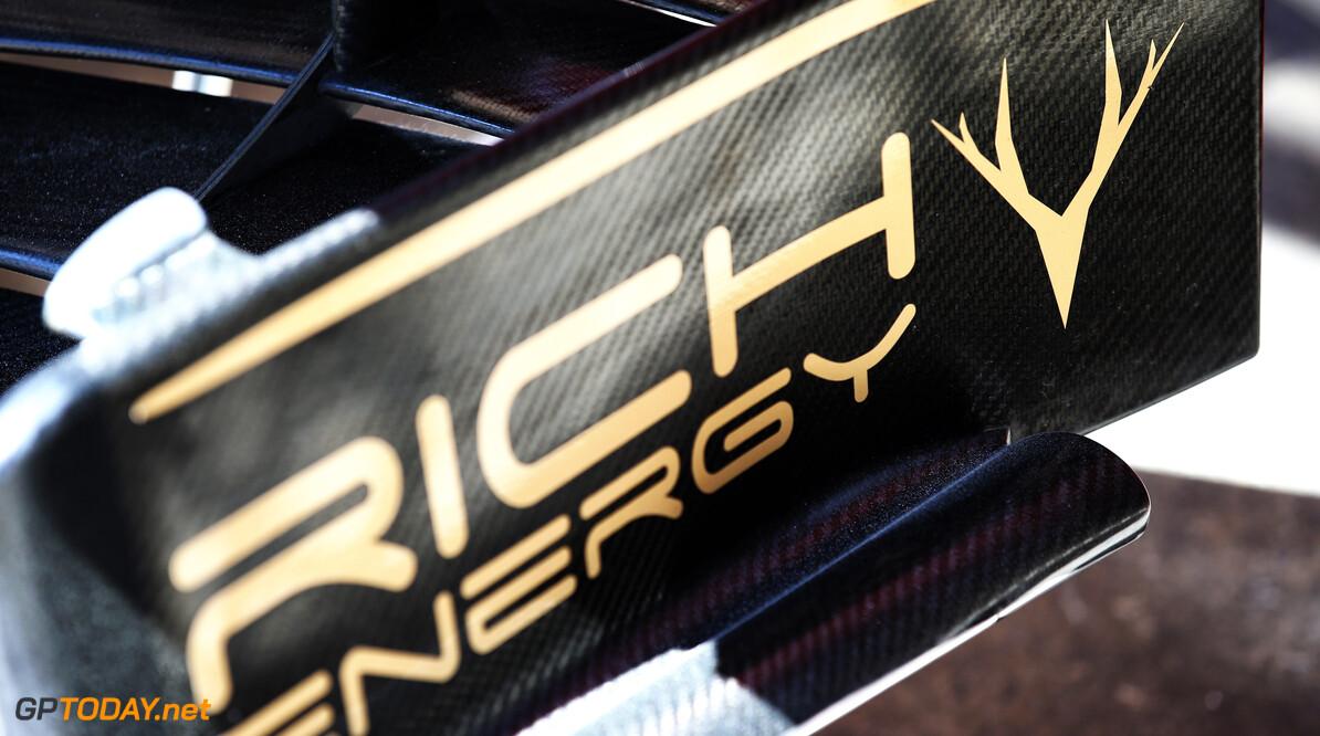 'Williams in zee met voormalig Haas F1-sponsor Rich Energy'
