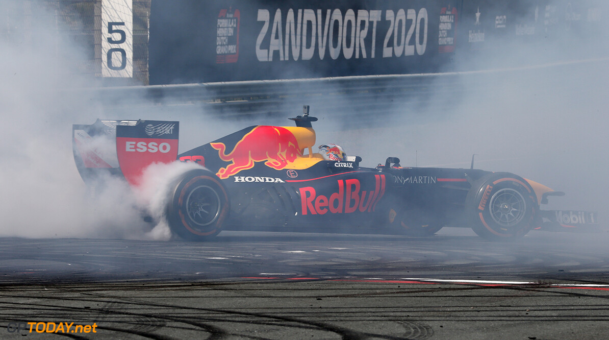 Binnen week half miljoen registraties voor kaartverkoop Nederlandse Grand Prix