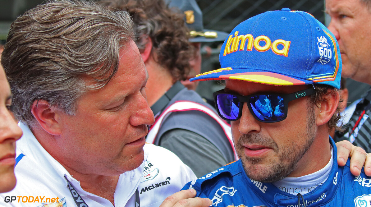 <b>Column:</b> Why McLaren and Alonso should stick together after Indy adversity