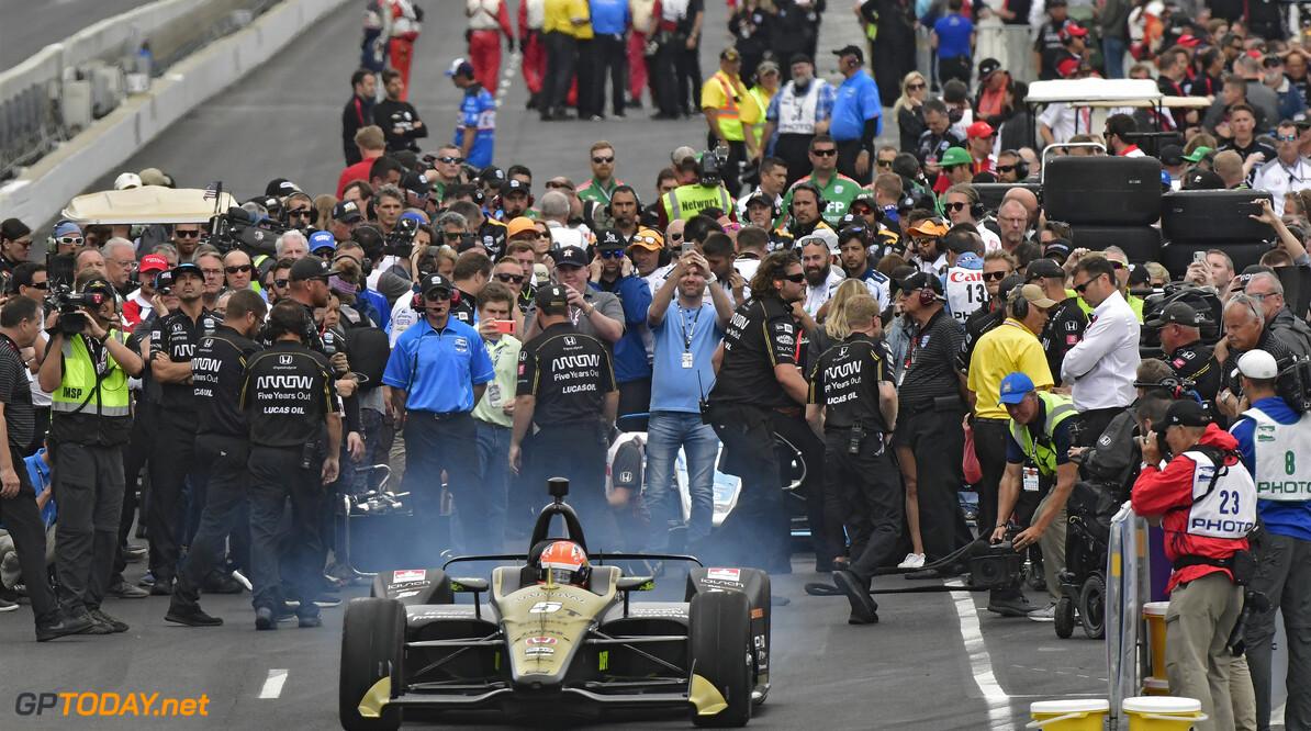 Indianapolis Motor Speedway Sunday, May 19, 2019 (C)2018 Walt Kuhn  (C) 2018, Walt Kuhn Indianapolis USA