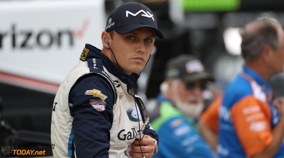 Chilton steps down from oval racing due to 'fear'
