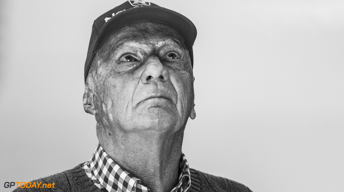 Tributes flow in for deceased F1 champion Niki Lauda