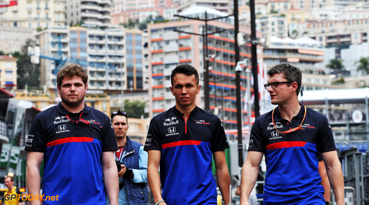 Albon looking to gain confidence from Monaco qualifying