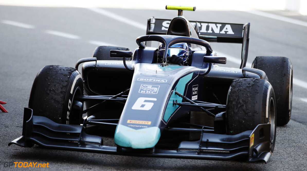 <strong>Practice:</strong> Latifi leads de Vries in Monaco
