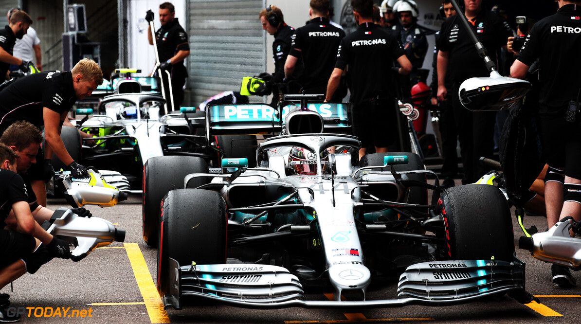 <strong>FP1:</strong> Hamilton narrowly leads Verstappen and Bottas