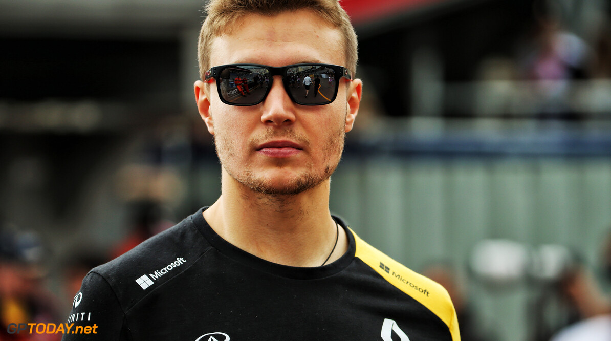 Sirotkin to hold McLaren reserve role alongside Renault duties