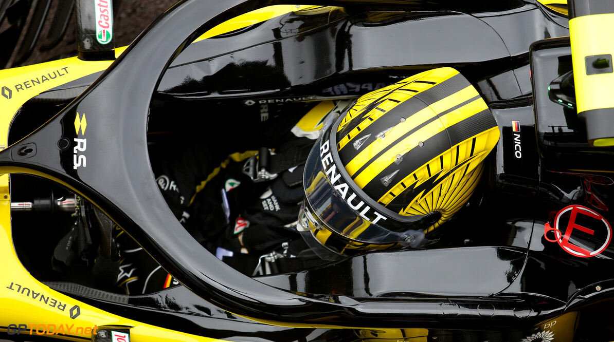 Formula One World Championship Nico Hulkenberg (GER), Renault Sport F1 Team  23.05.2019. Formula 1 World Championship, Rd 6, Monaco Grand Prix, Monte Carlo, Monaco, Practice Day. - www.xpbimages.com, EMail: requests@xpbimages.com - copy of publication required for printed pictures. Every used picture is fee-liable. (C) Copyright: Charniaux / XPB Images Motor Racing - Formula One World Championship - Monaco Grand Prix - Thursday - Monte Carlo, Monaco XPB Images Monaco Monte Carlo  Formel1 Formel F1 Formula 1 Formula1 GP Grand Prix one May Monaco Monte Carlo Monte-Carlo Thursday 23 5 05 2019 Action Track