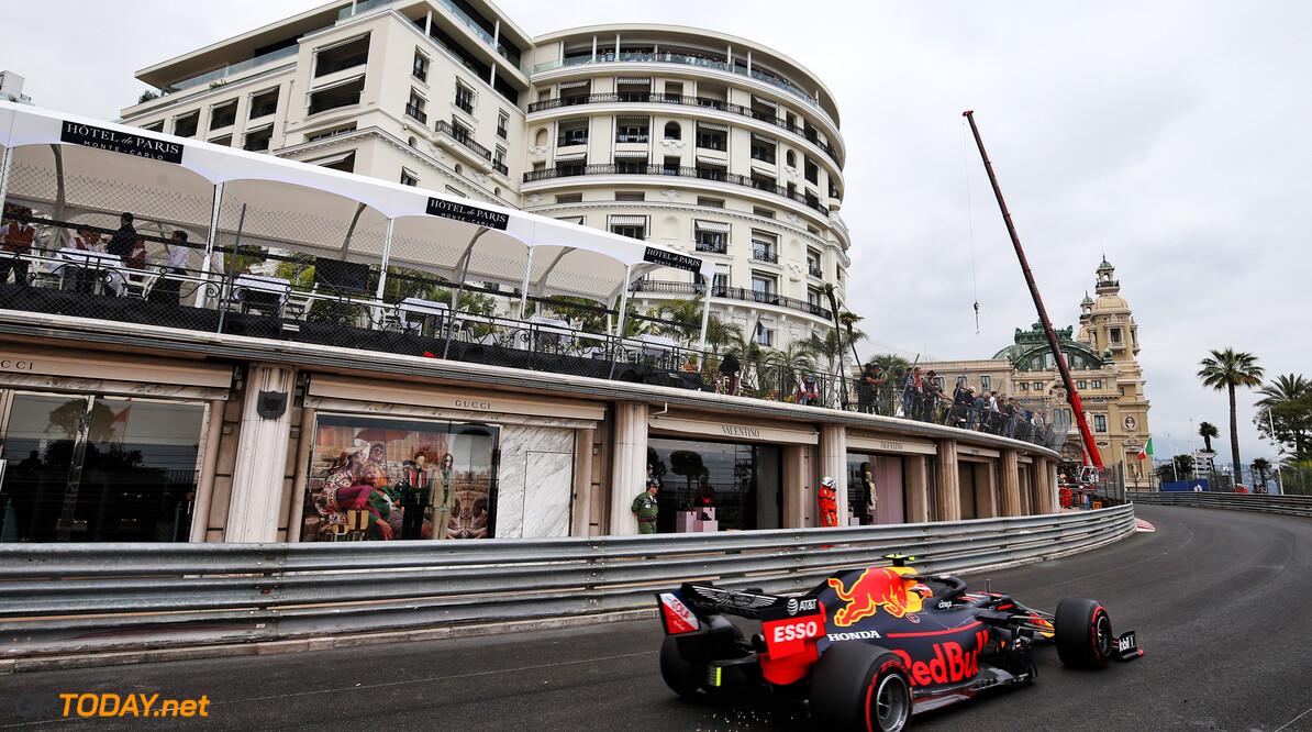 """Christian Horner realistisch: """"Mercedes in Monaco het te kloppen team"""""""