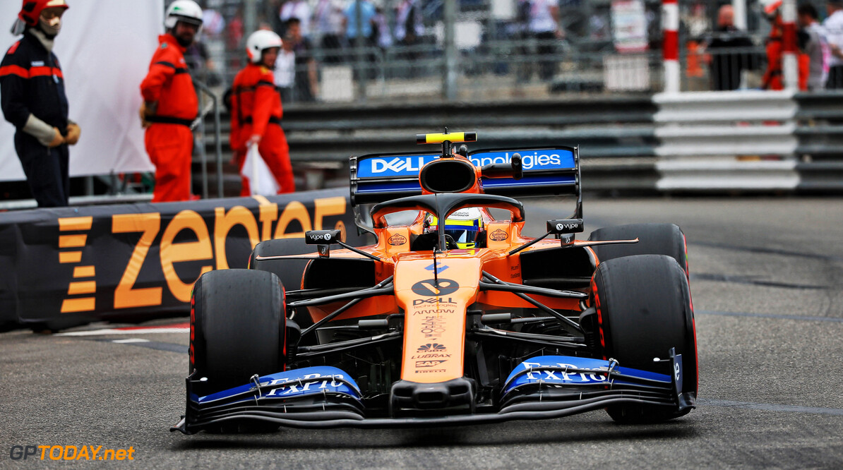 'Not a lot more' Norris could do in Monaco