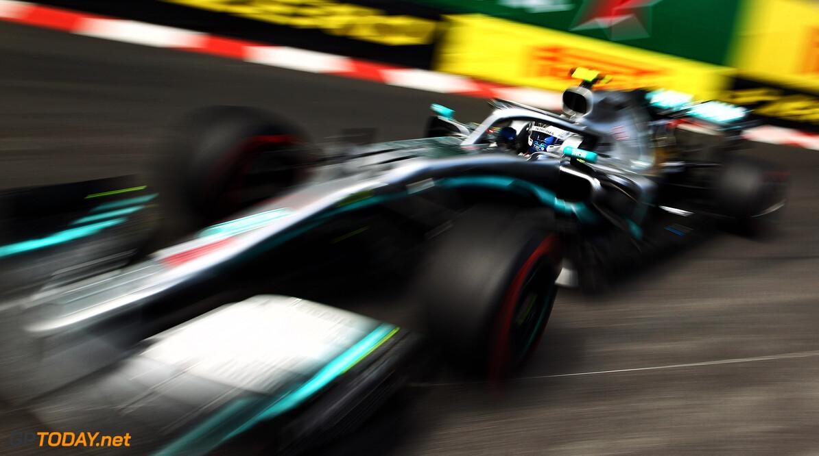 Mercedes lijkt ook op lange runs overslaanbaar in Monaco