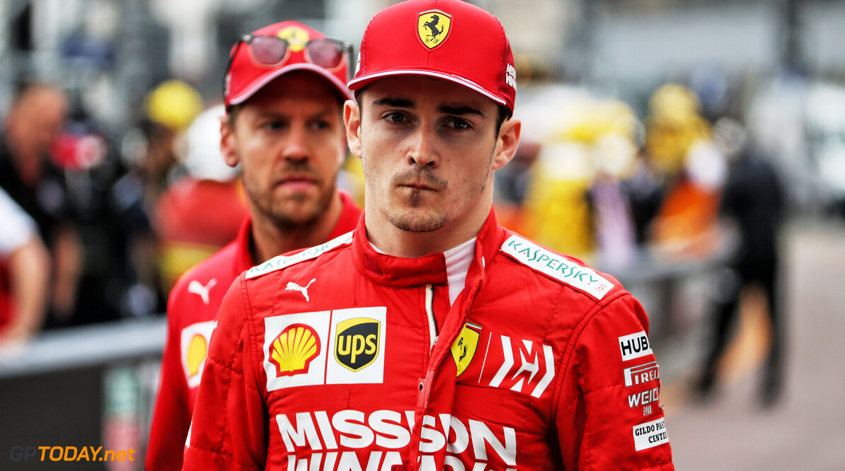 Vettel: Ferrari's current line-up a 'good situation' for the team