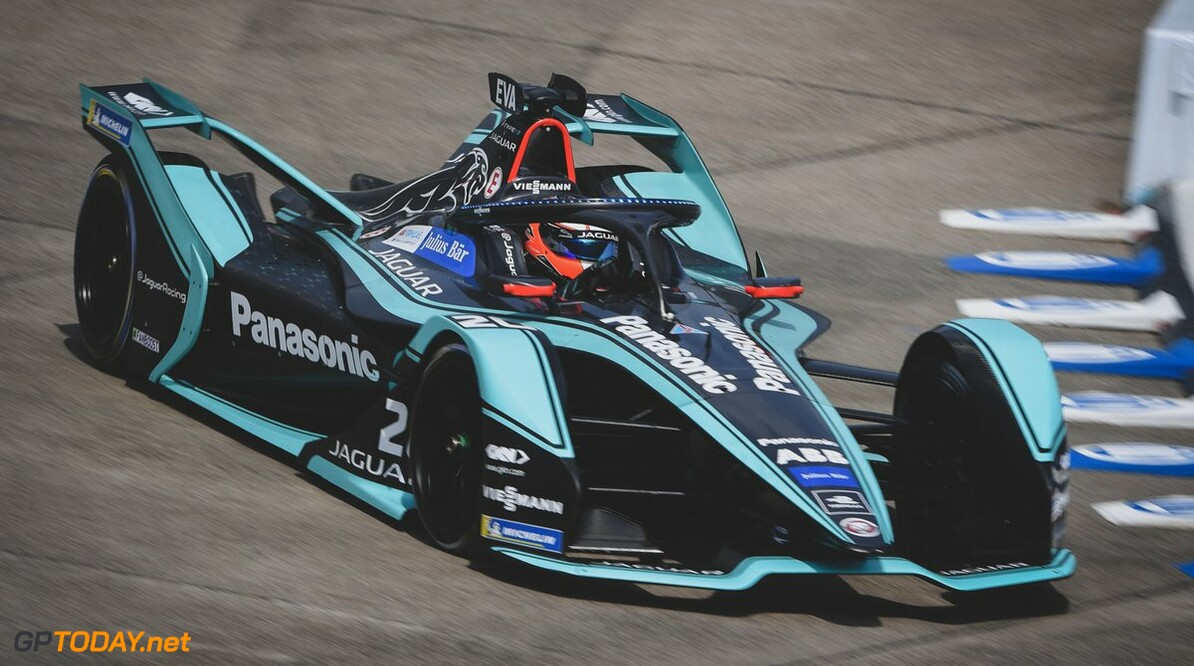 <strong>FP1:</strong> Evans leads opening Berlin practice for Jaguar