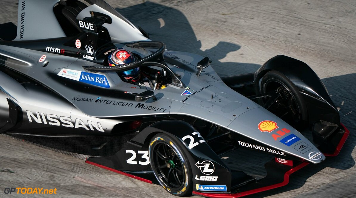 <strong>Qualifying:</strong> Buemi grabs pole position for Berlin ePrix