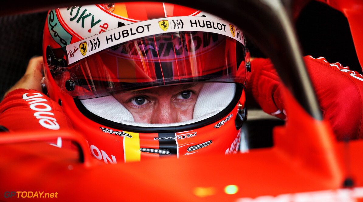 Vettel has 'no plans to stop' in F1