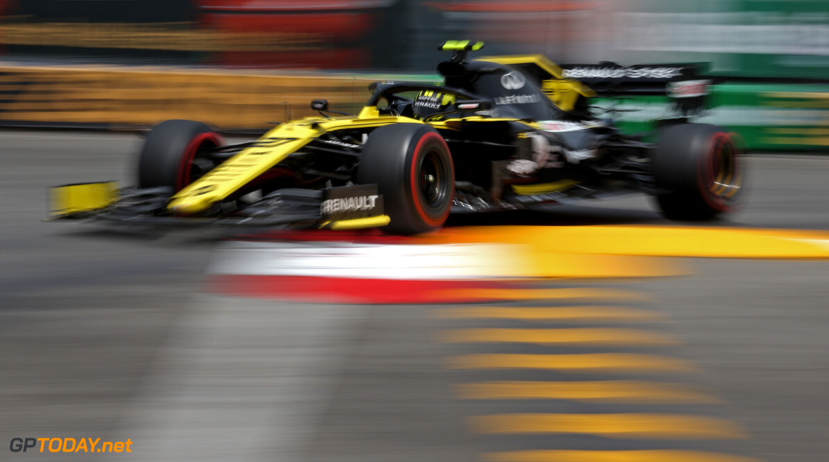 Formula One World Championship Nico Hulkenberg (GER), Renault Sport F1 Team  25.05.2019. Formula 1 World Championship, Rd 6, Monaco Grand Prix, Monte Carlo, Monaco, Qualifying Day. - www.xpbimages.com, EMail: requests@xpbimages.com - copy of publication required for printed pictures. Every used picture is fee-liable. (C) Copyright: Charniaux / XPB Images Motor Racing - Formula One World Championship - Monaco Grand Prix - Saturday - Monte Carlo, Monaco XPB Images Monaco Monte Carlo  Formel1 Formel F1 Formula 1 Formula1 GP Grand Prix one May Monaco Monte Carlo Monte-Carlo Saturday 25 5 05 2019 Qualifying Action Track