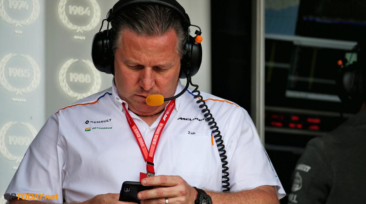 McLaren overweegt IndyCar-coureurs te belonen met F1-test