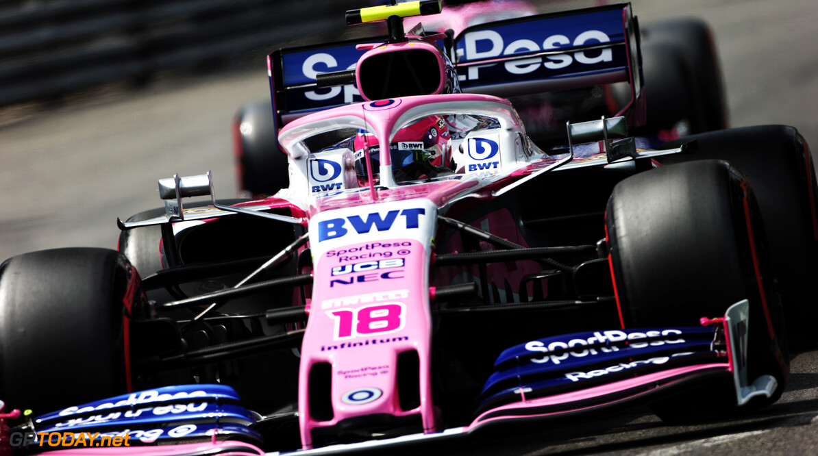 Perez 'caught out' by Stroll's race pace