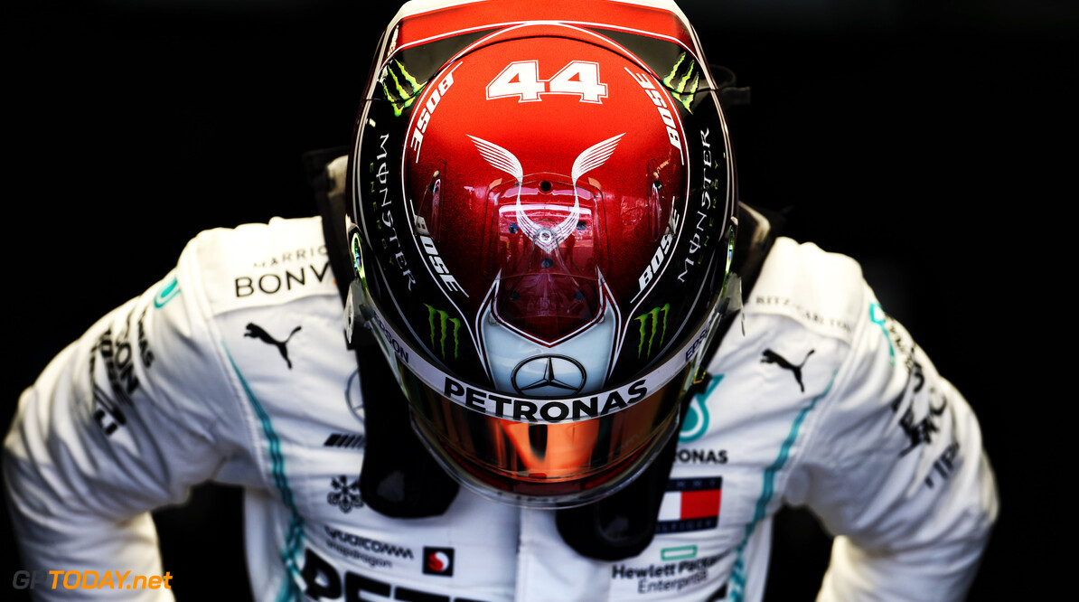 Hamilton: I'd still be a one-time champion without Lauda