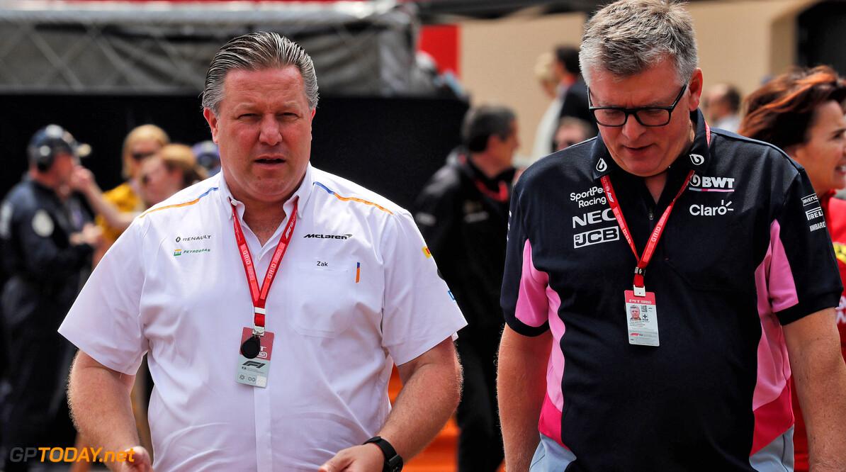 """Zak Brown maakt zich zorgen: """"Formule 1 moet toekomst veilig stellen voordat het te laat is"""""""