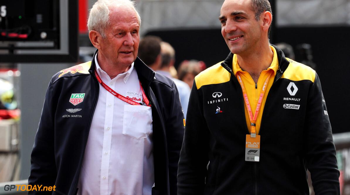 Cyril Abiteboul lacht Helmut Marko uit om F1-test in Oostenrijk